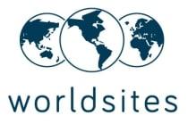 Worldsites Logo ohne Claim, 1-farbig