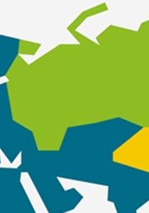 Osteuropa erzielte 2013 ein E-Commerce BIP von 2'024 Milliarden Euro.
